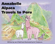 Annabelle Alpaca Travels to Peru