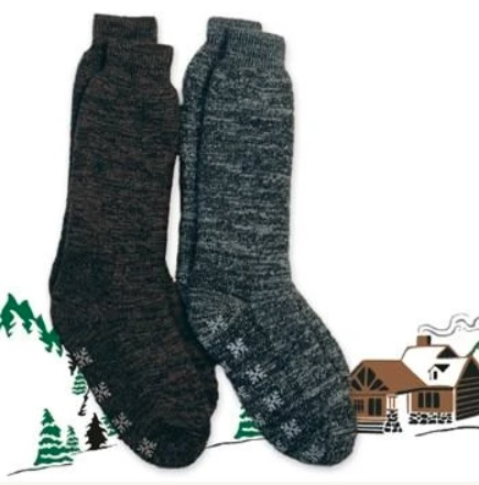 Casual Lodge Alpaca Socks for sale by Purely Alpaca